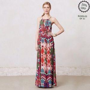 Anthropologie | Maeve Tarana Maxi Dress | 0